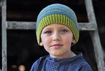 My boy / Aran in Hats. He's always in Hats.