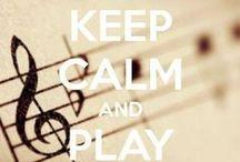 My music...