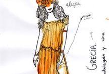 Desfilada / 10 Psicología del color naranja 10 Historia del color naranja