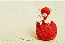 Amigurumi / Сrochet Toys / by Natalina