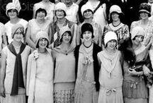 20's / Década de 1920