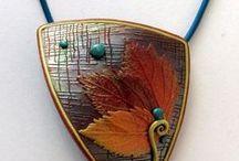 bijoux en argile polymère
