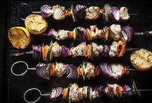 Poseidon fish series / BBQXL's Poseidon series. Blogs and recipes for fish on the Bbq.