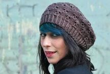 Woolly Wormhead Hat designs / my Hat designs. Photography by me, too.