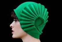 Inspiration - sculptural Hats / offering a little inspiration behind Turning Heads...