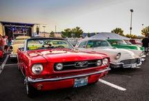2014 Hot August Night / Collection of beautifully revamped cars from the Hot August Night