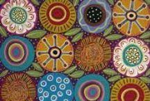 Inspiration - circles & spirals