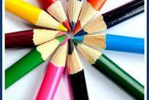 Homeschool Ideas / Learn to simplify and enjoy homeschool life with these great ideas. #homeschool #teaching #kids