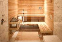 Sauna, spa