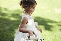 Pagetti e damigelle / Flowergirls