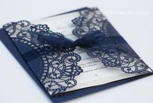 Invites for weddings / Inviti per matrimoni