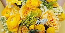 Yellow wedding ideas / Matrimonio in giallo How yellow can be glamorous