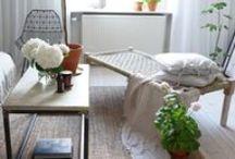 Vardagsrum / Tips och inspiration när du ska inreda ditt vardagsrum.  Äntligen hemma