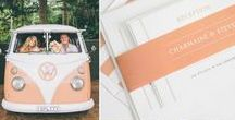 Matrimonio Color Salmone / Peach Colored Wedding