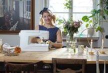 Återbruk tips & idéer / Upcycling, kreativt återbruk i Äntligen hemma.