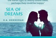 Sea of Dreams - Book 1 - Inspiration / Book 1: Bits and Pieces of Brooke and Will's journey. Visit: saraybooksllc.com for more info on the Power of Four series!