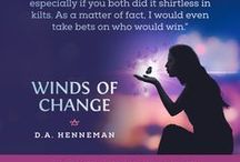 Winds of Change - Book 2 - Inspiration / Visit: saraybooksllc.com for updates on Series!