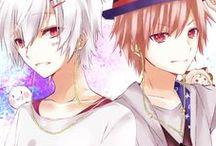 Utaite / my favourite singers!!! The ones I love the most are Mafumafu and Soraru! ♡♡♡