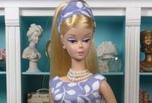 Fashion dolls barbie