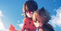 Miraculous Ladybug / It's so goid it should be anime! (Cat Noir aka Adrien is my bae)