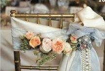 Sedie per le Nozze / Wedding Chairs