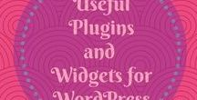 Useful Plugins and Widgets for WordPress / Plugins + Widgets for WordPress. Find out more at https://www.nimbusthemes.com/magazine/