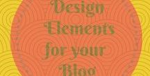 Design Elements for your Blog