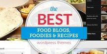 Best Food Blog WordPress Themes / Best Food Blog WordPress Themes