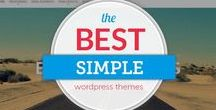 Simple WordPress Themes / Simple WordPress Themes