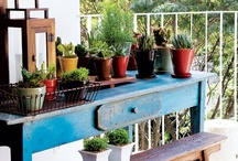 . . Garden ' outdoor time / Coisas simples da vida