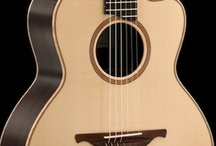 Jazz series  / by George Lowden Guitars
