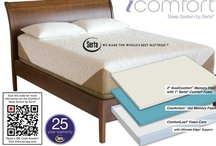 Mattresses / Welcome to the world of mattresses and great sleep!