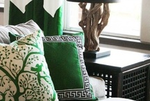 Emerald Green- 2013 Color of the year / Inspiration using the 2013 Color of the year: Emerald Green