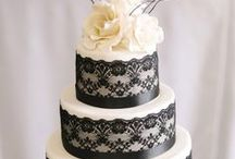 Wedding - Black Lace Highlighting / by Pennies and Polka Dots
