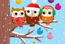 Owls / by Teresa Moyer