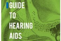 Hearing health resources / Resources for learning more about hearing loss, hearing aids, sign language and more! / by HealthyHearing.com