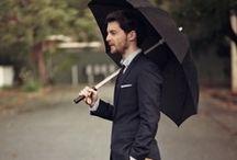 Men's Fashion / by Angela Lugo