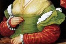 Costume / Art - 1500 - 1600 / by Verena