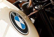 BMW  / Bayrisch Motoren Werke  / by Robert Glufke