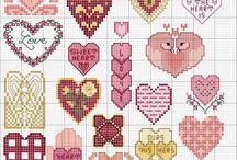 Beauty Cross stitch pattern