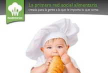 La 1ª red social para foodies / Descubre la red social de la gente a la que le importa lo que come ¡Únete a Foodinterest!