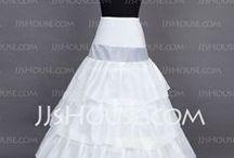 Petticoat and crinoline