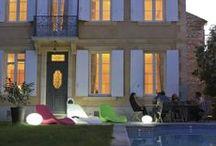 Collection Lotus / Lotus collection / Les pièces Lotus vous offrent une scène d'ailleurs. Elles seront vos meilleures alliées dans votre quête de « zenitude ». -  D'inspiration végétale, ces pépites de #design sont une ode au délassement. #indoor #outdoor #spa #hotel # terrace