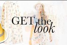 Get the Look / #look #style