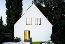 Domy. / Houses.