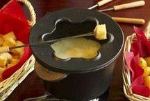 10 Recetas con Queso / Recopilación de recetas que tienen como ingrediente principal el queso.