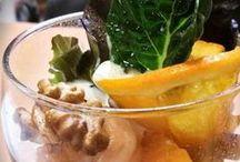 Recetas frías / recopilación de recetas que se consumen frías, ideales para el verano.