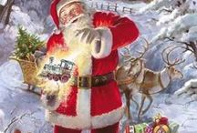 Christmas III. Santa Claus / Santa Claus