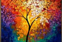 All to do with TREE OF LIFE / Images of the tree of life, prints, paintings, real trees photos