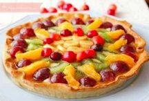 Recetas con frutas / Recetas elaboradas con alguna fruta